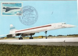 "B66389 Cpm Concorde "" Avion Supersonique "" - Zonder Classificatie"