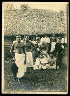 Original Photo - Samoa, Pacific Islands OCEANIA - Alte (vor 1900)