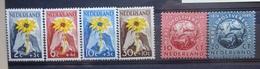 NEDERLAND  1949    Nr. 538 - 541     Postfris **  CW  26,00 - Periodo 1949 - 1980 (Giuliana)
