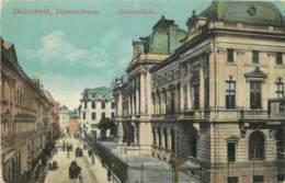 ROMANIA  BUCAREST BUKAREST  LIPSCANI STRASSE NATIONAL BANK - Romania