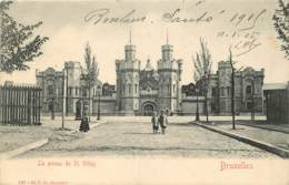 BRUXELLES LA PRISON DE ST GILLES - Monuments
