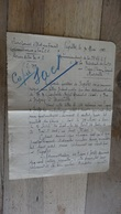Lettre Pour Camp Pham QUYNH A MARSEILLE , Peyrolles 1942, A Voir .................. 2-47 - 1939-45