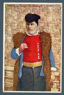 °°° Cartolina - Costumi Sardi S. Antioco Formato Piccolo Viaggiata °°° - Carbonia