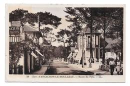 LE MOULLEAU - ROUTE DE PYLA - Frankrijk