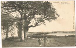 Lorient - Ses Environs - Le Bois De Keroman - Animée - Enfants - Collection GID - Dos Simple - Vierge - Lorient