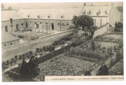 Liéramont - Le Château - Edition Ringeval - Cliché Viltart - 1 - Vierge - France