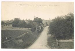 Liéramont - Entrée Principale - Edition Ringeval - Cliché Viltart - Animée - 7 - Vierge - Altri Comuni