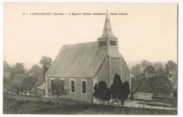 Liéramont - L'Eglise (Edition Ringeval - Cliché Viltart) - 3 - Vierge - France
