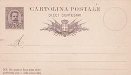 Carte Entier Postal Cartolina Postale - Entero Postal