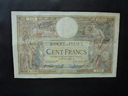 FRANCE : 100 FRANCS   30-10-1915   FAYETTE 23 / P 71a     TTB * - 100 F 1908-1939 ''Luc Olivier Merson''