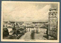 °°° Cartolina - Oristano Panorama Viaggiata °°° - Cagliari