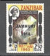 Zanzibar 1964 Cave - Zanzibar (1963-1968)