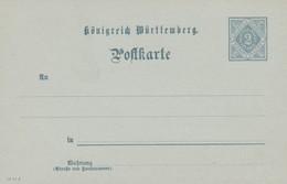 Poftkarte - Postwaardestukken