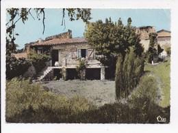 CP 83 LA ROQUEBRUSSANNE Le Hameau Des Molieres - La Roquebrussanne