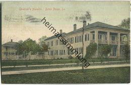 Baton Rouge - Governor's Mansion - Baton Rouge