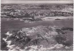 35. Gf. ST-MALO. Vue Aérienne. Le Grand Bey Et La Ville. 6898 - Saint Malo