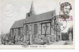 ISENBERGHE   De Kerk. - Alveringem