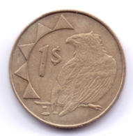 NAMIBIA 1993: 1 Dollar, KM 4 - Namibia