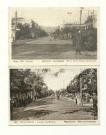 2 AK Griechenland - Details - Um 1940 - Grèce