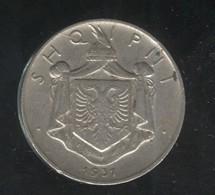 1/2 LEK Albanie 1931 - Albanie