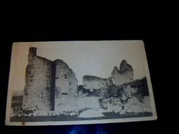 """Belgique Chromos Chocolat COOP Lot De 3 Pour Album """" La Belgique Illustré """"    No 32  Les Ruines De Fagnolles (chateau) - Chocolat"""