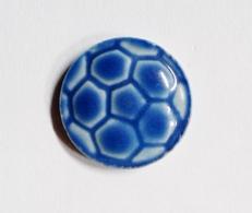 Fève Ancienne Ballon Bleu - Antiguos