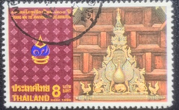 Thailand -(o)used - Ref 10 - 1996 - Chiang Mai - Thaïlande