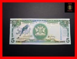 TRINIDAD & TOBAGO 5 $ 2006 P. 47 B Tactile Lines For Blind  UNC - Trinidad & Tobago