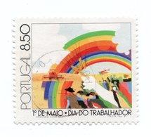 PORTUGAL»1981»USED - Gebruikt