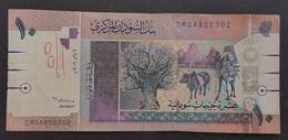 RS - Sudan 2006 10 Pounds Banknote 2006 P.67 - Sudan
