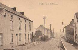 STREE : Route De Clermont. - Modave