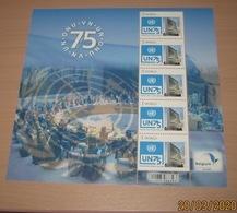 Belg. 2020 -  75 Jaar VN  - ONU  - UN  / 75 Ans Des Nations Unies ** - Belgium