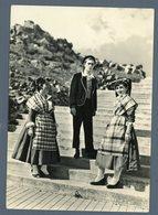 °°° Cartolina - Sardegna Costumi Di Carloforte Viaggiata °°° - Carbonia