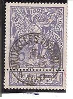 Belgique N°71 Bruxelles NORD 1 W107 - 1894-1896 Expositions