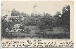 Early Postcard, Ayr Landscape Buildings, Burns Monument, 1903. - Ayrshire