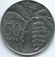 Samoa - 2006 - Tunamafili II - 50 Sene - KM134 - Samoa