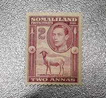 SOMSLILAND  STAMPS  King George VI  2d  1938  ~~L@@K~~ - Somaliland (Protectorate ...-1959)