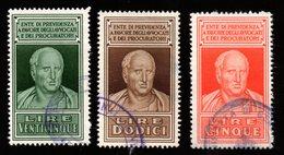 1946 Marca Fiscale Pevidenza Procuratori E Avvocati - 6. 1946-.. Repubblica