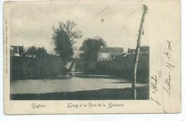 Enghien Etang Et Pont De La Dodanne - Enghien - Edingen