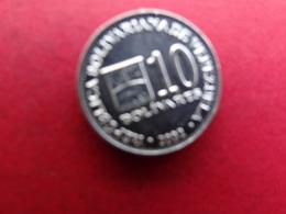 Venezuela  10 Bolivares  2002 Y 80a - Venezuela