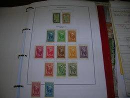 Madagascar 1932 Stamps 1908/28 Surch. N.V.Bars  Scott.178+179+See Scan On Scott.Album; - Usati