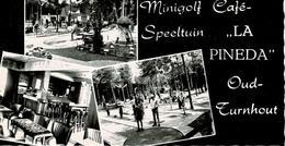 """Oud-Turnhout - Minigolf Café-Speeltuin """"La Pineda"""" - Publikaartje - Oud-Turnhout"""