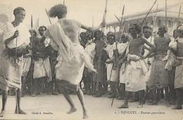 DJIBOUTI - Danses Guerrières - Djibouti