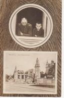 Halle An Der Saale Kais. Wilhelm Denkmal Gl1912 #91.435 - Allemagne