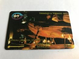 4:203 -  Trinidad & Tobago 12CTTC - Trinidad En Tobago