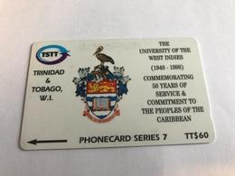 4:205 -  Trinidad & Tobago 245CTTA - Trinidad En Tobago