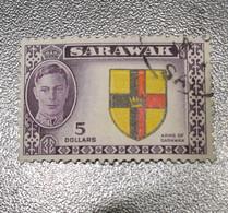SARAWAK  STAMPS  King George VI  1950  ~~L@@K~~ - Sarawak (...-1963)