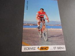 10,50 Cm X 15,50, Bic,Robert Legein - Cycling