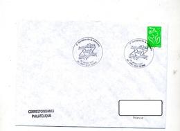 Lettre Cachet  Ivry Sur Seine Semaine Mempoire Etoile Juif - Commemorative Postmarks