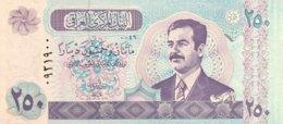 Iraq 250 Dinars, P-88 (2002) - UNC - Iraq
